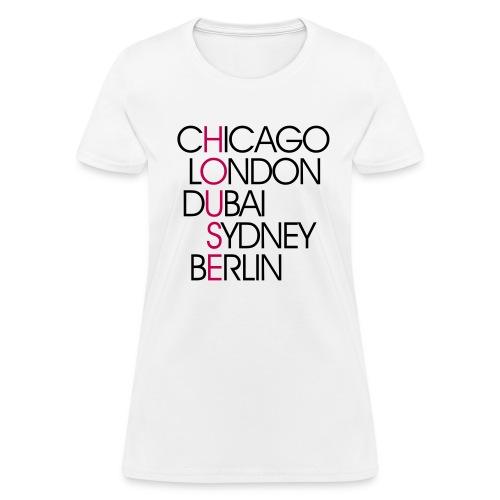 House T-Shirt - Women's T-Shirt