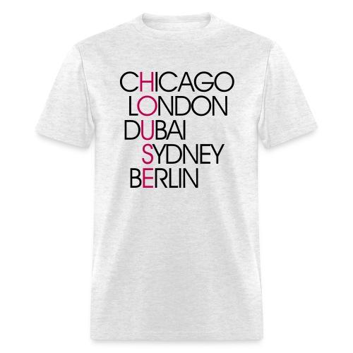 House T-Shirt - Men's T-Shirt