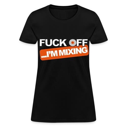Dj T-Shirt - Women's T-Shirt