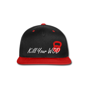 Kettlebells Crossfit - Snap-back Baseball Cap