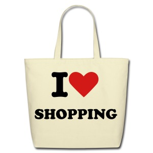 Shopping Tote - Eco-Friendly Cotton Tote