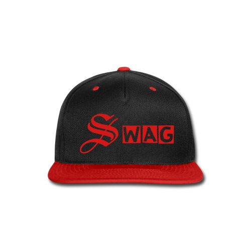 swag cap © by M. & D. - Snap-back Baseball Cap