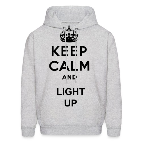 Light Up - Men's Hoodie