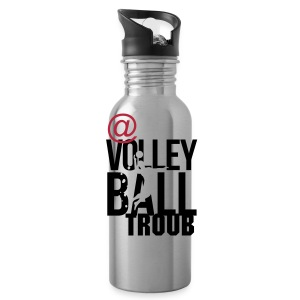 Water Bottle - volleyball