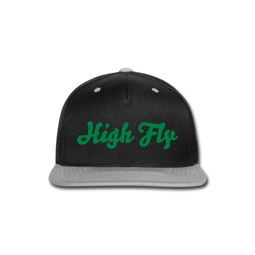 shade for the fade - Snap-back Baseball Cap