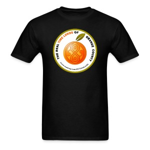 Men's T-Shirt - Our fantastic group logo, now in circle shape!