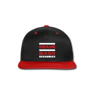Heat Nation Snapback - Snap-back Baseball Cap