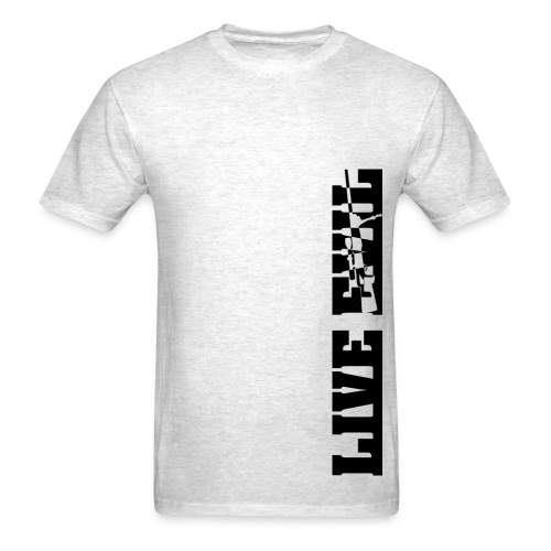 Live Evil MRH (LIMITED) - Men's T-Shirt