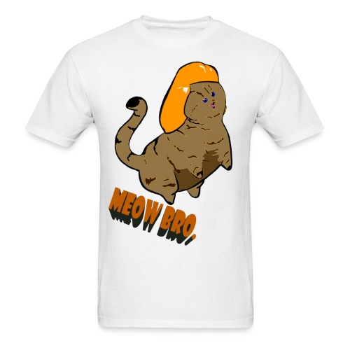 Meow Bro. - Men's T-Shirt