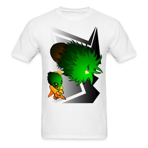 Pineapple Sp00n Pineapple Pitch! - Men's T-Shirt