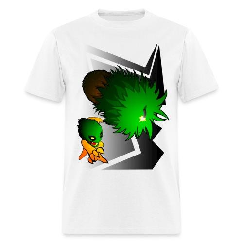 Pineapple Sp00n Pineapple Pitch! - Men's T-Shirt