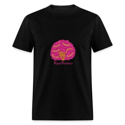 Regal Realness T-Shirt for Men - Men's T-Shirt