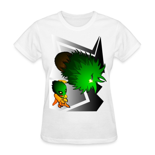 Pineapple Sp00n Pineapple Pitch! - Women's T-Shirt