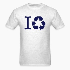 I RECYCLE SYMBOL T-Shirts