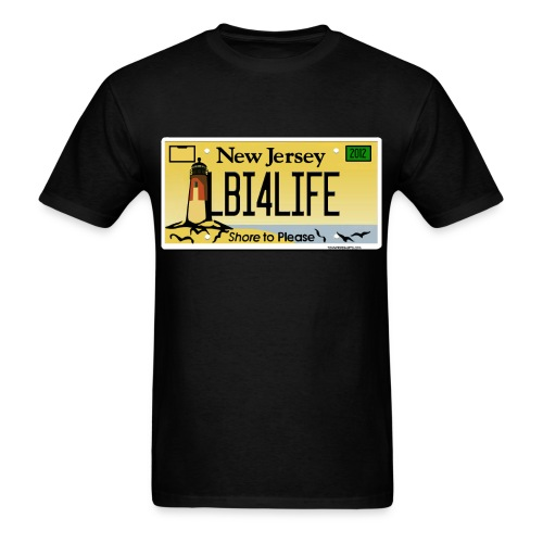 LBI 4 Life - Men's T-Shirt