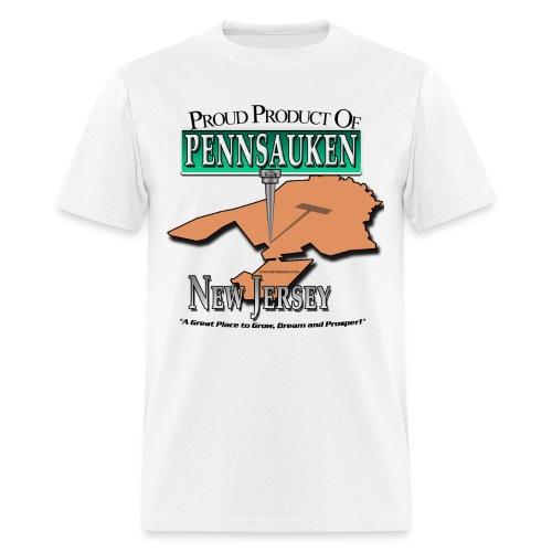 Pennsauken Proud Product T-Shirt - Men's T-Shirt