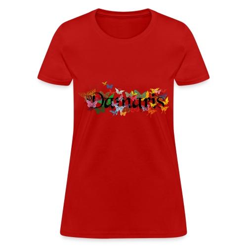 Spring Name Damaris - Women's T-Shirt