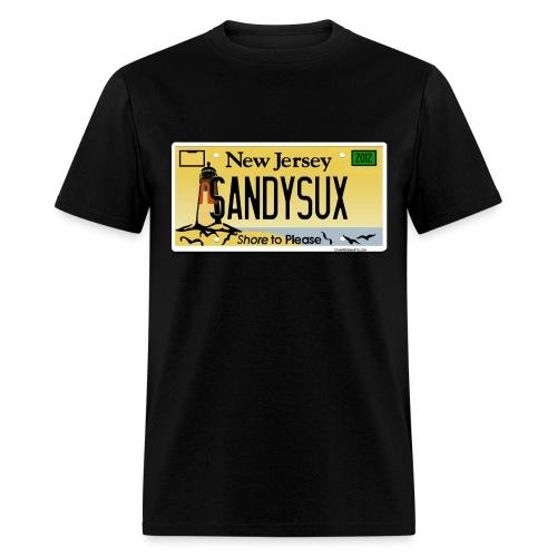 Sandy Sux - Men's T-Shirt