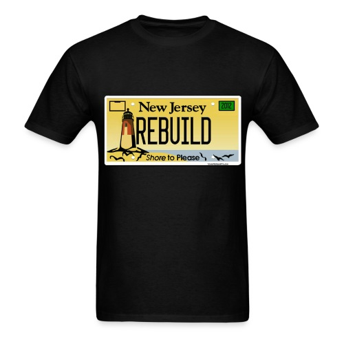 Rebuild - Men's T-Shirt