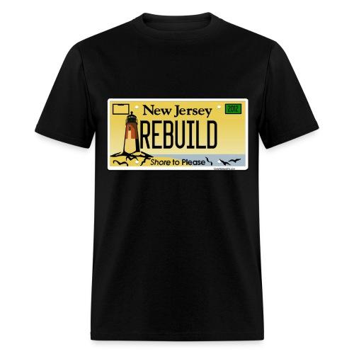 Rebuild - Men's T-Shirt