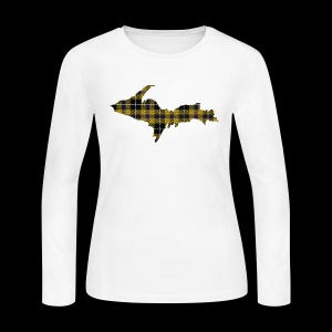 Cornish U.P. - Women's Long Sleeve Jersey T-Shirt