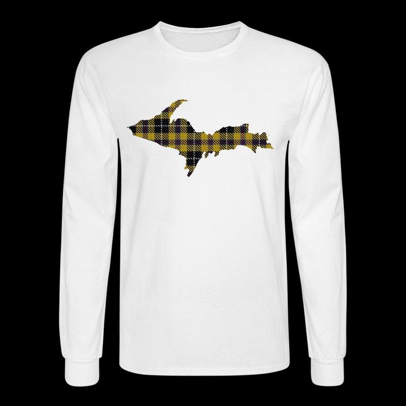Cornish U.P. - Men's Long Sleeve T-Shirt