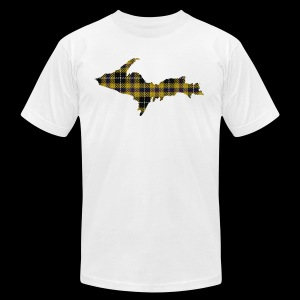 Cornish U.P. - Men's T-Shirt by American Apparel