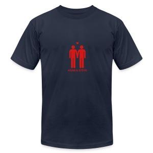 * ADAM & STEVE *  - T-shirt pour hommes