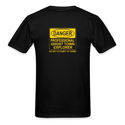 Men's Ghost Town Explorer T-Shirt - Men's T-Shirt