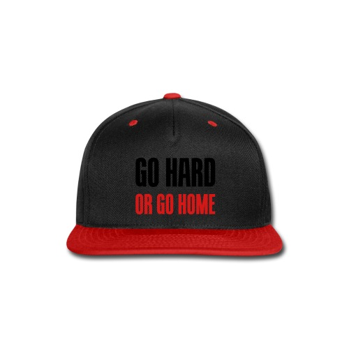 Hard - Snap-back Baseball Cap