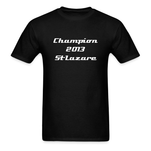 Champion 2013 - Men's T-Shirt