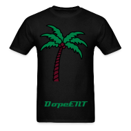 T-Shirts ~ Men's T-Shirt ~ DopeENT - palm t