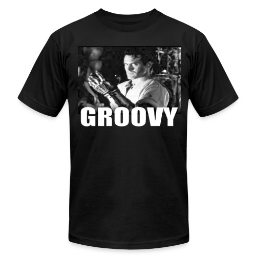 Ash GROOVY - Men's Fine Jersey T-Shirt