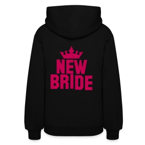 Women's Hoodie - Women,Wedding,Marriage,Bride to be,Bride,Bachelorette