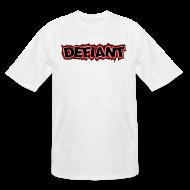 T-Shirts ~ Men's Tall T-Shirt ~ Men's Defiant Tall T-Shirt