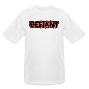 Men's Defiant Tall T-Shirt - Men's Tall T-Shirt