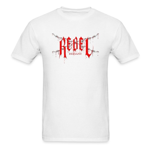 Rebel Defiant T-Shirt - Men's T-Shirt