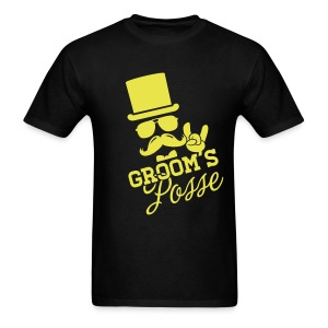 The Groom's - Men's T-Shirt