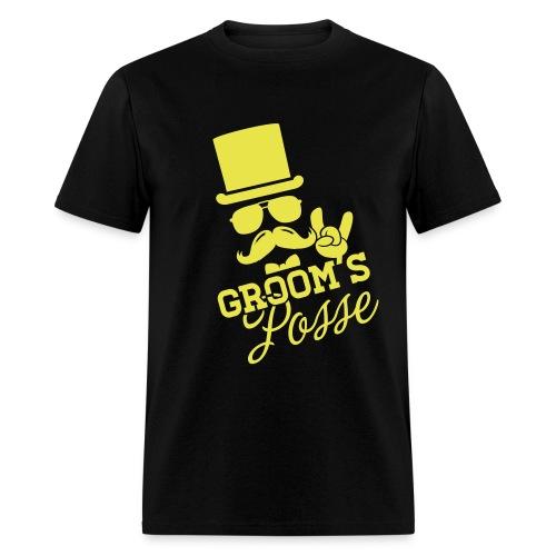 The Groom's - Men's T-Shirt
