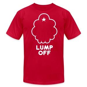 LSP Lump Off Men's Fitted - Men's Fine Jersey T-Shirt