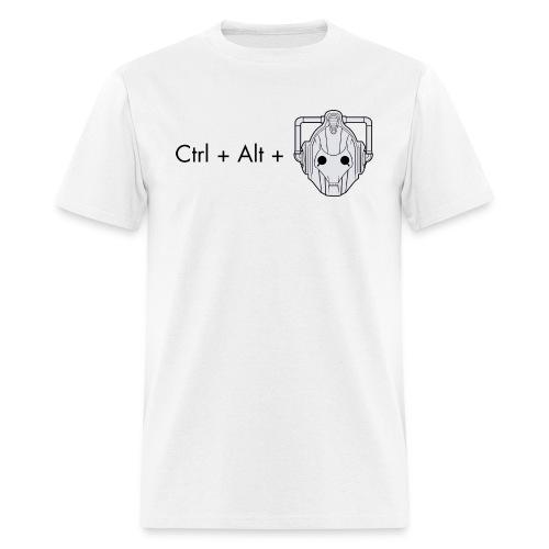 Ctrl + Alt + Delete - Men's T-Shirt