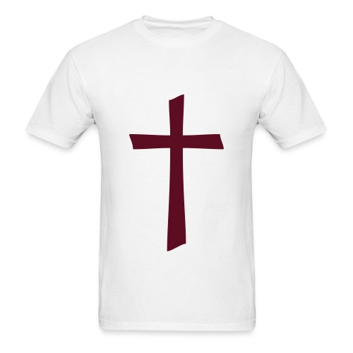 Cross T-Shirt - Men's T-Shirt