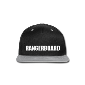 RangerBoard Hat - Grey - Snap-back Baseball Cap