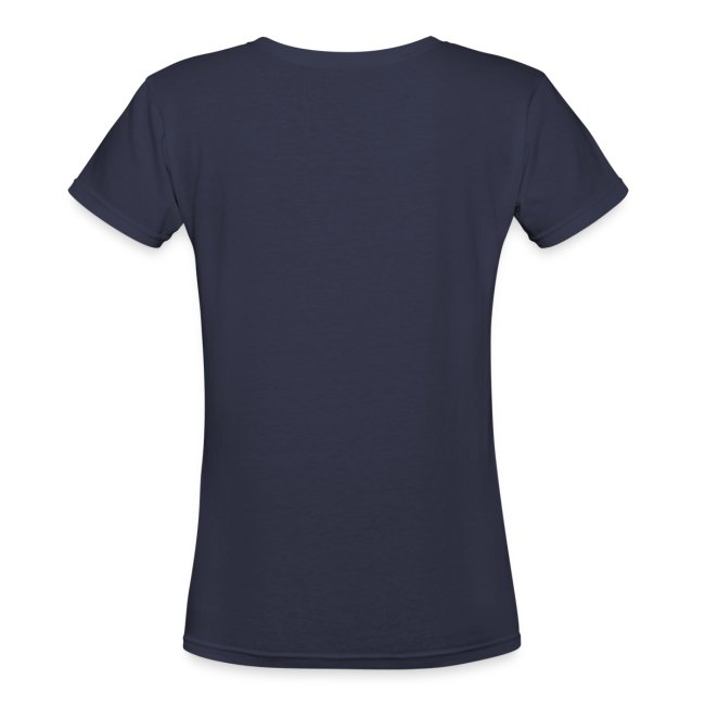 V-Neck with full color