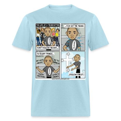 The Trendsetter Life Tee - Men's T-Shirt