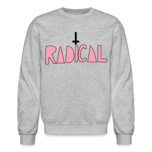 Fckn Radical Sweater - Crewneck Sweatshirt