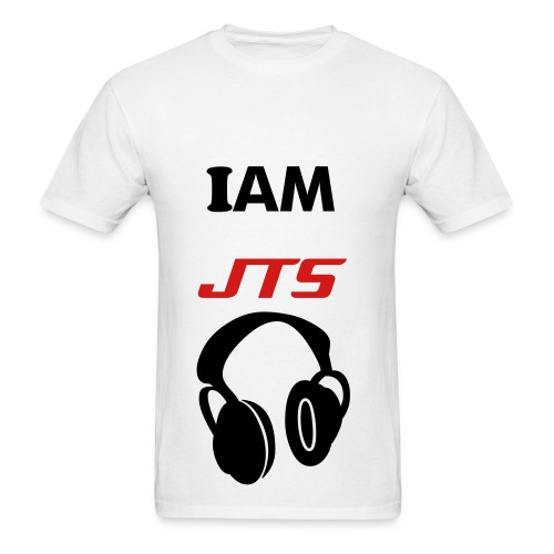 I AM JTS  - Men's T-Shirt