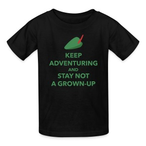 Kid's Keep Adventuring - Kids' T-Shirt