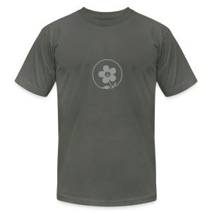 * PeaceFlower Unplugged * (velveteen.print) ☮ ✿  - T-shirt pour hommes