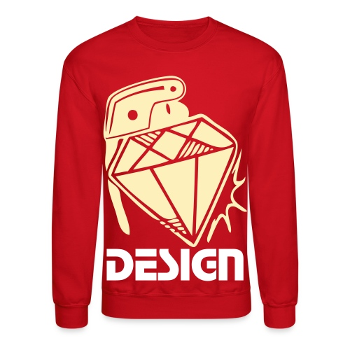 grenade Diamond addition - Crewneck Sweatshirt